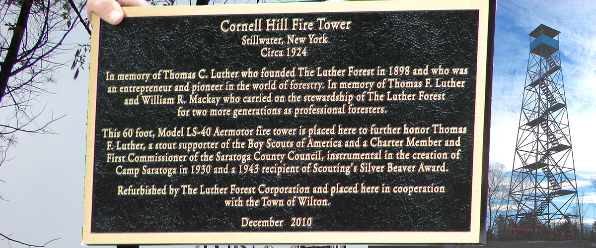 Cornell Hill Fire Tower 2