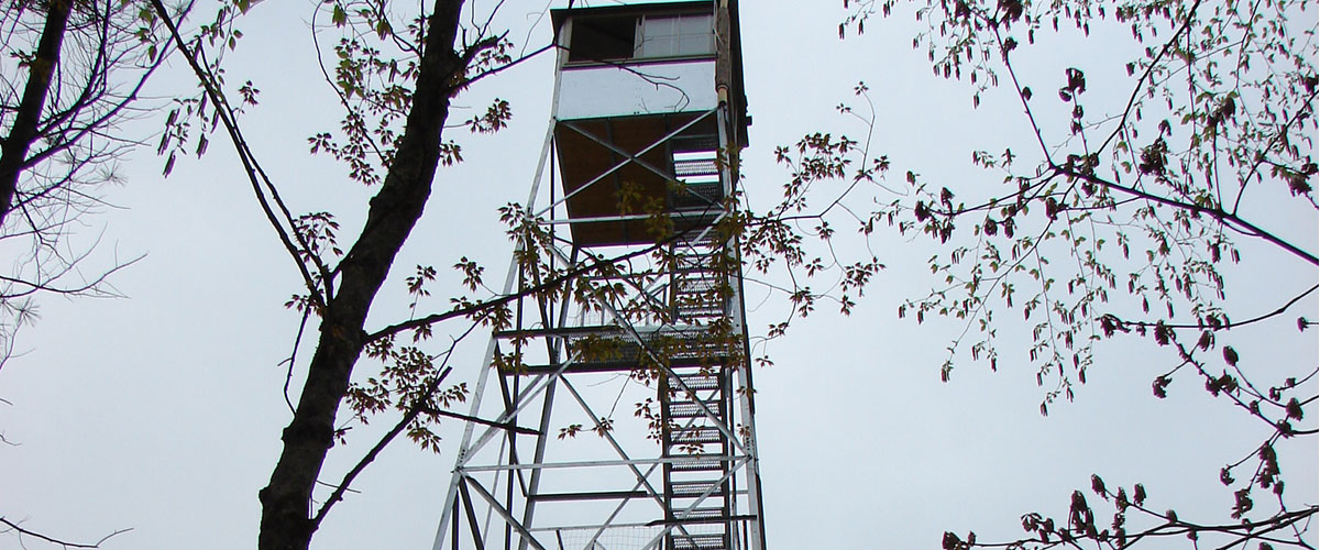 Cornell Hill Fire Tower 3